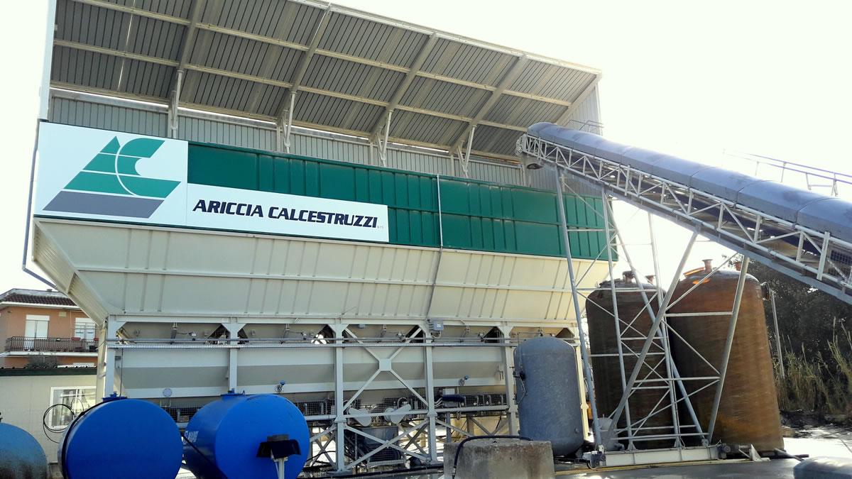 Impianti calcestruzzo roma